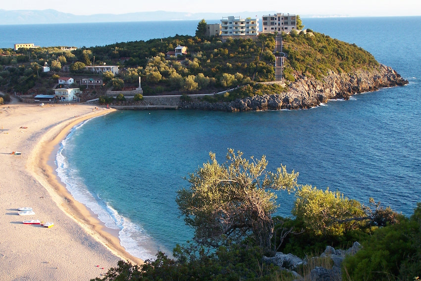 Albania Holiday beach