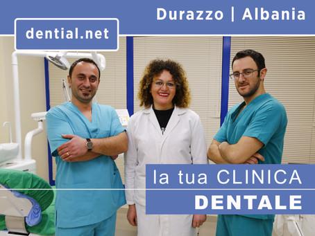 Ripartenza attività odontoiatrica in clinica a Durazzo