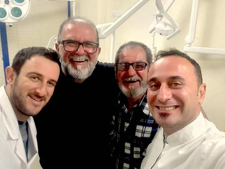 Pazienti italiani nella nostra clinica
