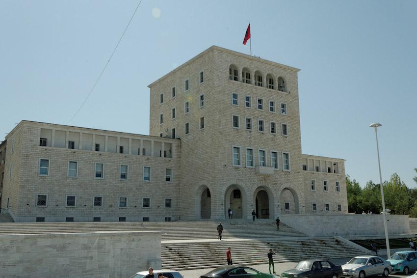 Tirana University Albania