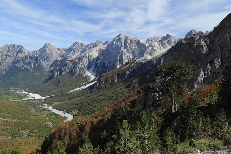 Holiday Mountain Albania