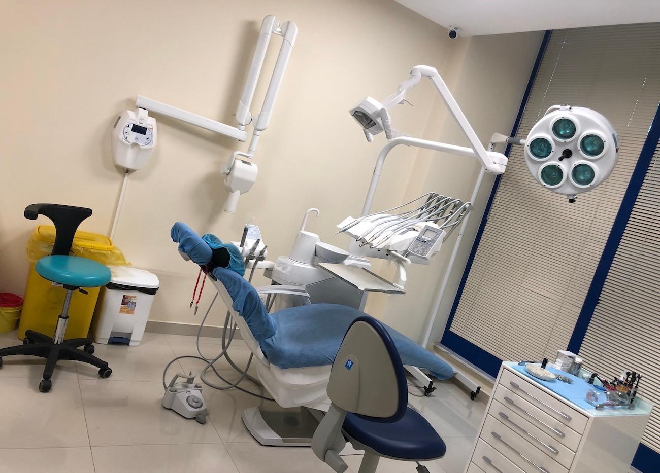 Clinica odontoiatrica a Durazzo
