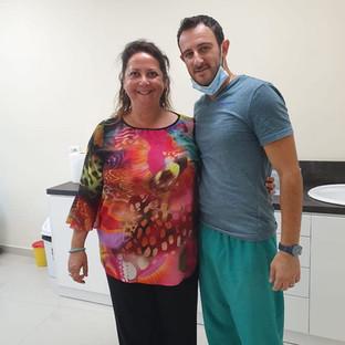 Clinica dentale a Durazzo in Albania