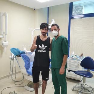 Pazienti dalla provincia di Frosinone