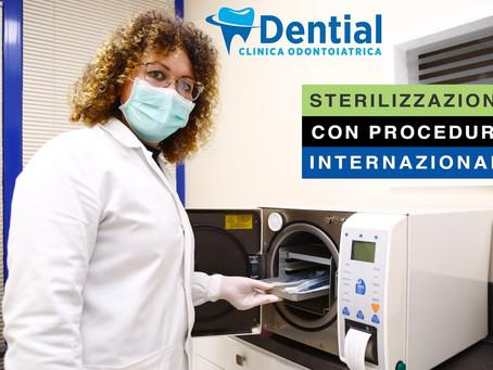 Sterilizzazione utensili