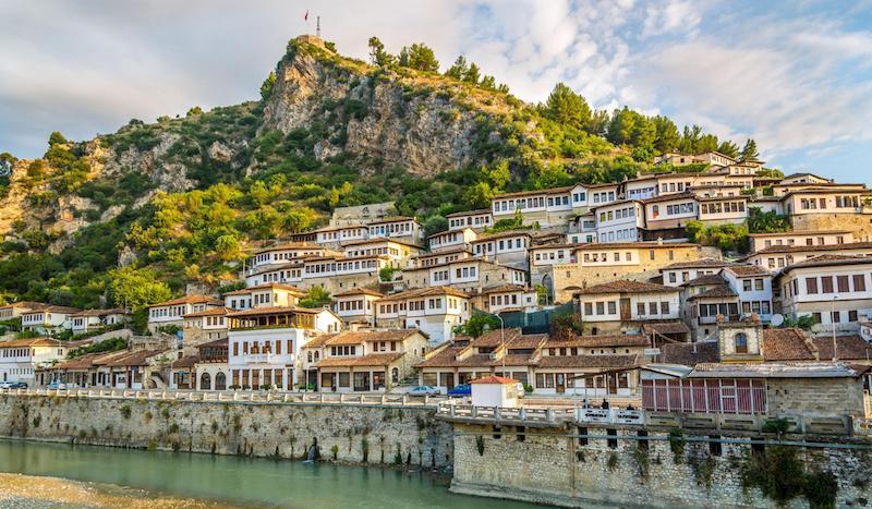 Holiday Berat Albania