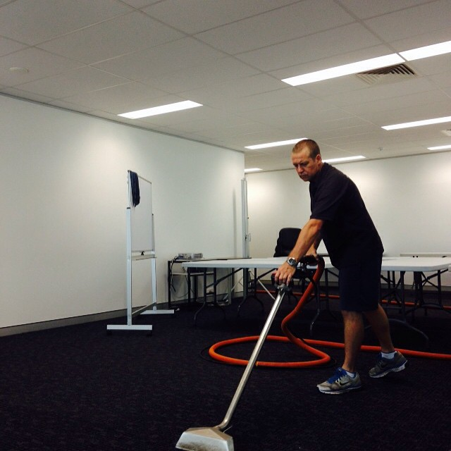 Carpet cleaning King