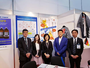 Booth in Analytica 2018, Germany (KANTO)