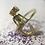 Thumbnail: Silver mermaid ring
