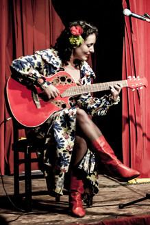 Camilla Mathias @ Soirée Pompette, London by Don Shades