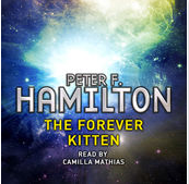 Camilla Mathias reads The Forever Kitten