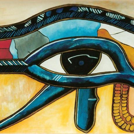 Luxor by Camilla Mathias