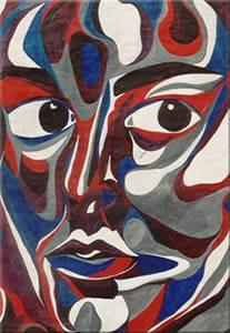 Face by Camilla Mathias