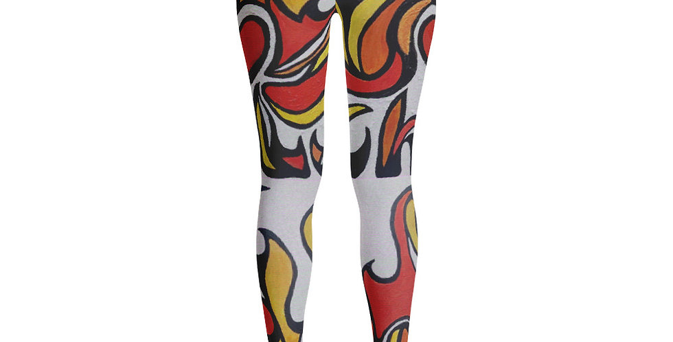Ch'Lu Campfire #1 Leggings