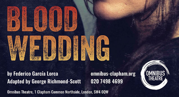 blood wedding poster
