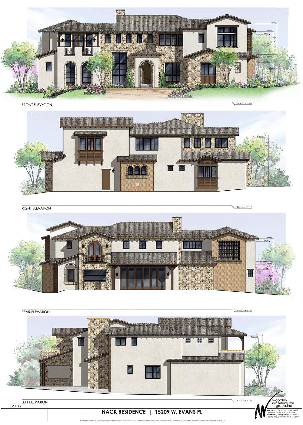Excited to build this beautiful home.  Breaking ground early 2018.