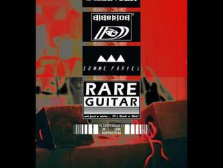 Live im Rare Guitar: Das Goenndir Kollektiv