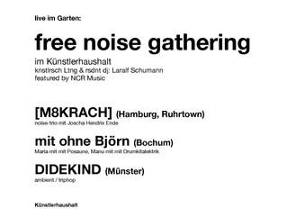Live at Free Noise Gathering#10: DIDEKIND