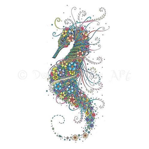 6 x Seahorse [363]