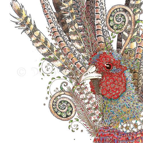 Woodland Pheasant close [548]