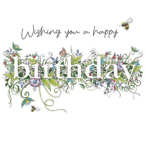 Botanical Birthday [530]