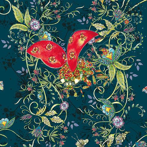 Ladybird Teal [526]