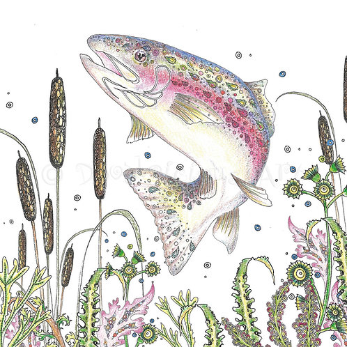 Woodland Trout [550]