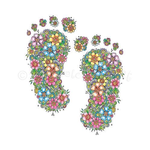 Baby's Feet [427]