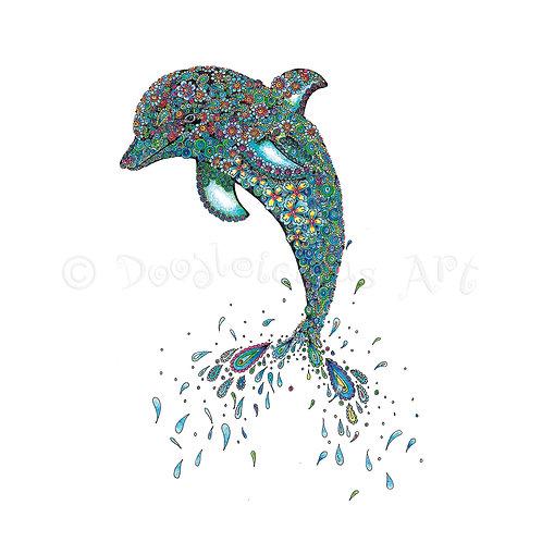 6 x Dolphin [037]