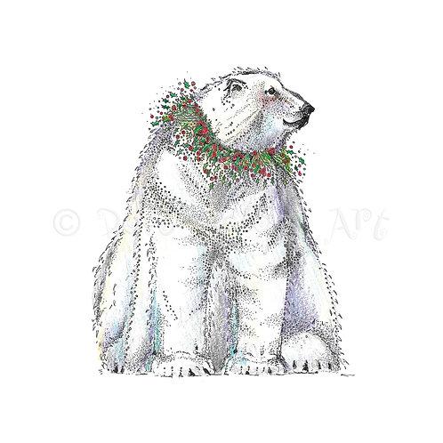 6 x Polar Bear [461]