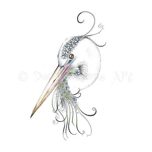 6 x Blue Heron [373]