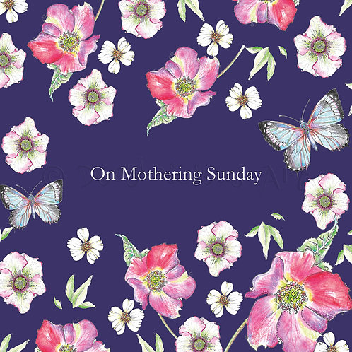 Wild Flower Mothering Sunday [416]