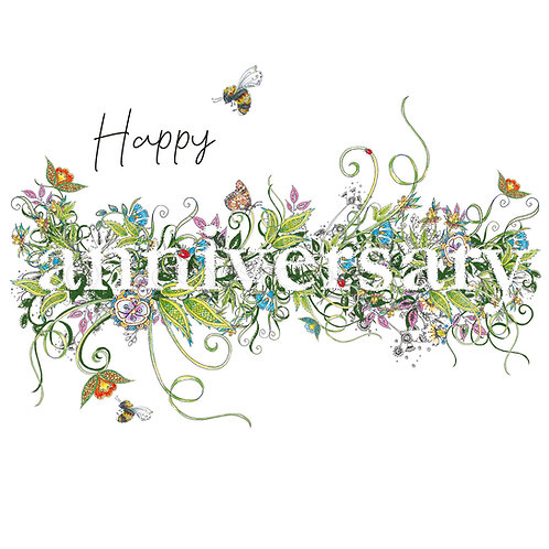 Botanical Anniversary [529]