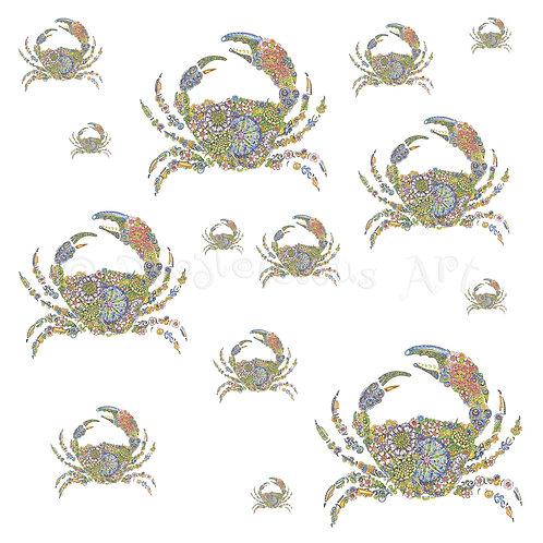 6 x Multiple Crabs [160]