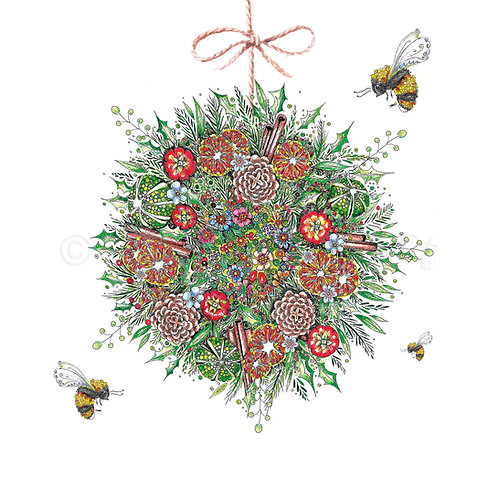 Bee Bauble [501]