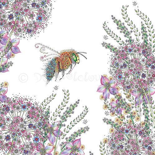 Blue-banded Bee Garden [467]