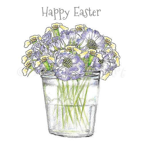Easter Primrose Jar [304]