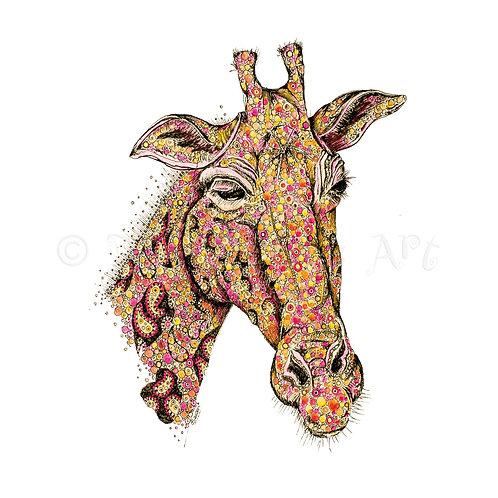 6 x Giraffe [023]