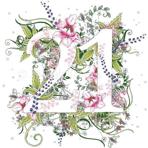 Botanical 21 [539]