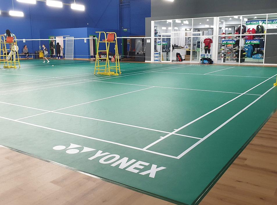Badminton   Nick Kidd Badminton Arena   Balcatta