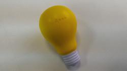 Антистрес лампочка с гравировкой