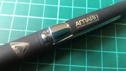 Ручка с логотипом