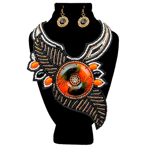 Africa Love Handmade Imported Necklace