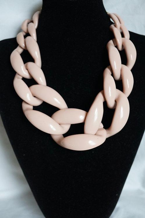 Nude Huge Link Necklace