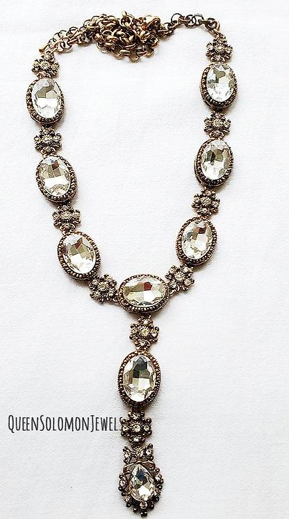 Vintage Von Necklace
