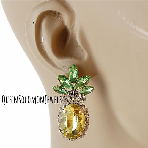 PineApple Drip Earring