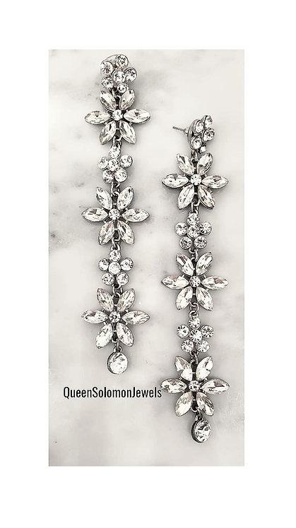 Floral Falls Earrings