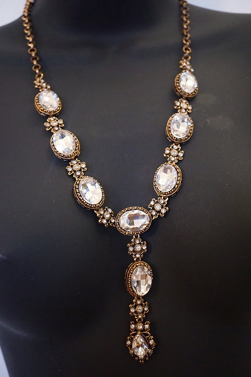 Vintage Elegance Gatsby Necklace