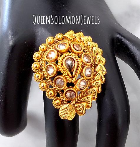 Indi Gold Ring