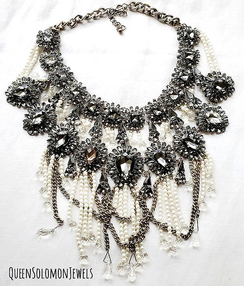 Ice Pearl Necklace